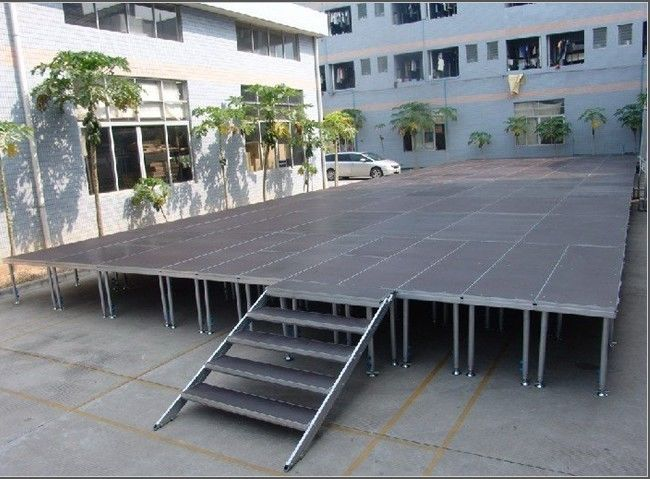 Customized Common movable Stage Platforms  on hot-sale